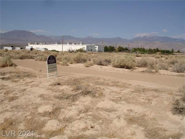 2051 S Pershing Avenue, Pahrump, NV 89048 (MLS #2309659) :: DT Real Estate