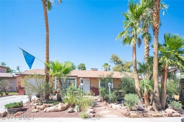 3952 Manford Circle, Las Vegas, NV 89104 (MLS #2309673) :: Jeffrey Sabel