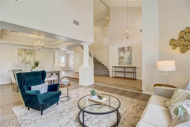 22 Cascade Lake Street, Las Vegas, NV 89148 (MLS #2309693) :: Signature Real Estate Group