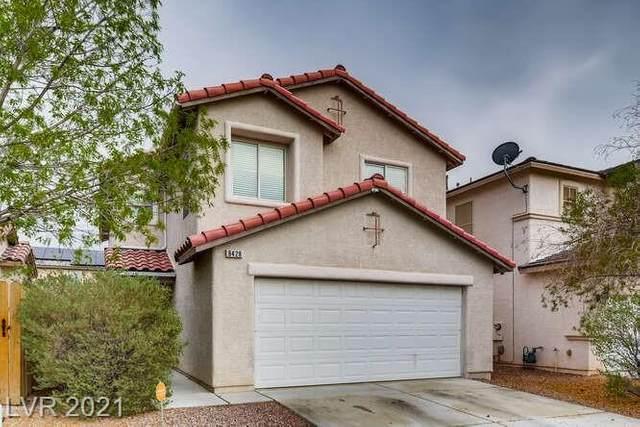 8428 Warthen Meadows Street, Las Vegas, NV 89131 (MLS #2309735) :: Lindstrom Radcliffe Group