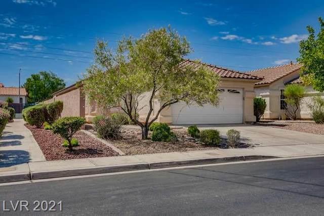2113 Hidden Ranch Terrace, Henderson, NV 89052 (MLS #2309774) :: Lindstrom Radcliffe Group