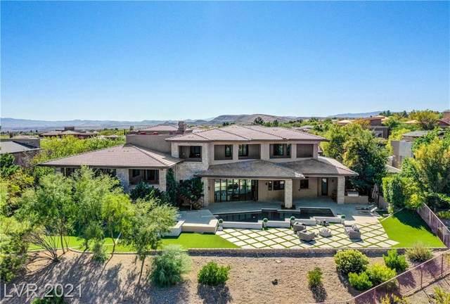 14 Promontory Ridge Drive, Las Vegas, NV 89135 (MLS #2309781) :: Vestuto Realty Group