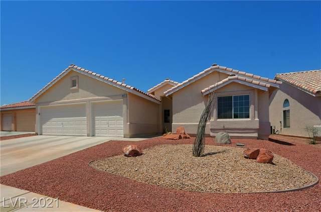 1412 Heather Grove Avenue, North Las Vegas, NV 89081 (MLS #2309805) :: Lindstrom Radcliffe Group