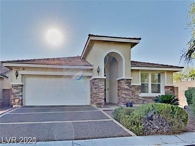 7827 Sugarloaf Peak Street, Las Vegas, NV 89166 (MLS #2309814) :: The Melvin Team