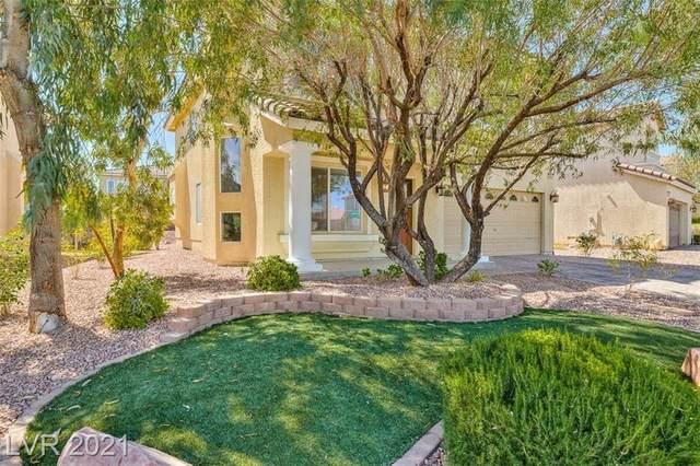 10941 Royal Highlands Street, Las Vegas, NV 89141 (MLS #2309856) :: Jeffrey Sabel