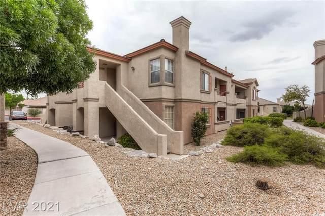 10233 King Henry Avenue #203, Las Vegas, NV 89144 (MLS #2309862) :: Lindstrom Radcliffe Group
