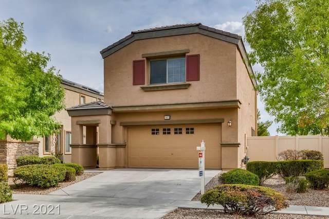 3657 Lakeside Villas Avenue, North Las Vegas, NV 89081 (MLS #2309863) :: Custom Fit Real Estate Group