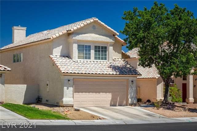 5624 Dawnbreak Drive, Las Vegas, NV 89149 (MLS #2309909) :: Lindstrom Radcliffe Group