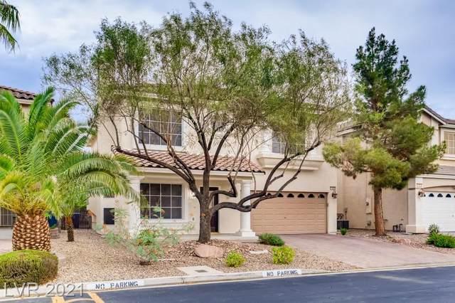 11004 Pentland Downs Street, Las Vegas, NV 89141 (MLS #2310932) :: Jeffrey Sabel