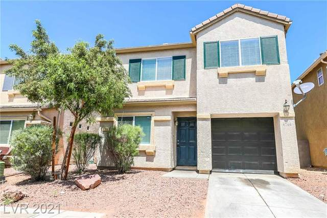 4744 Arroyo Seco Drive, Las Vegas, NV 89115 (MLS #2310945) :: The Chris Binney Group   eXp Realty