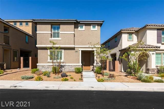 2649 Marvel Astoria Street, Henderson, NV 89044 (MLS #2310947) :: DT Real Estate