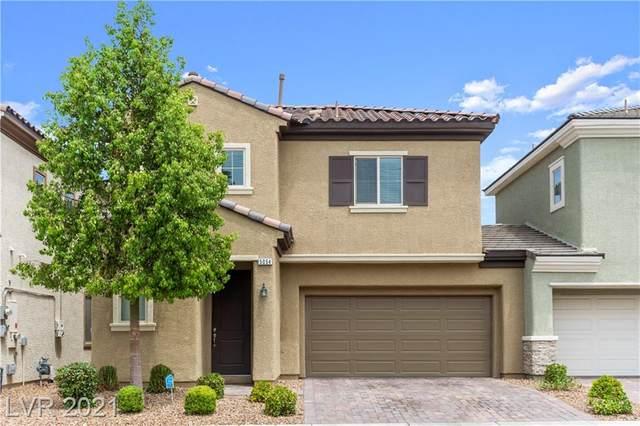 5054 Fiery Sky Ridge Street, Las Vegas, NV 89148 (MLS #2310957) :: Custom Fit Real Estate Group