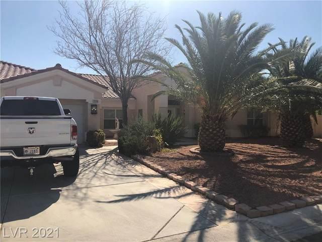 7200 Red Cinder Street, Las Vegas, NV 89131 (MLS #2310983) :: Jeffrey Sabel