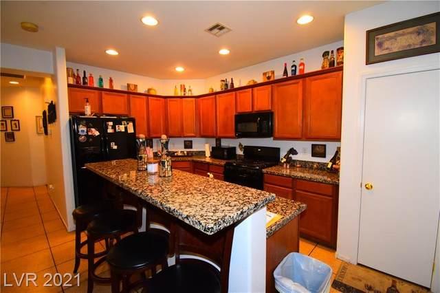 333 Fox Blitz Avenue, North Las Vegas, NV 89031 (MLS #2311006) :: Signature Real Estate Group