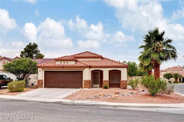 9603 Sky Hollow Drive, Las Vegas, NV 89123 (MLS #2311012) :: Lindstrom Radcliffe Group