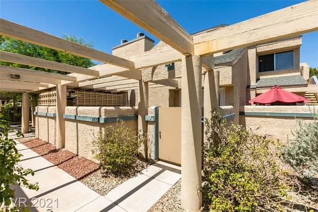 5637 Vineyard Lane #45, Las Vegas, NV 89110 (MLS #2311037) :: Custom Fit Real Estate Group