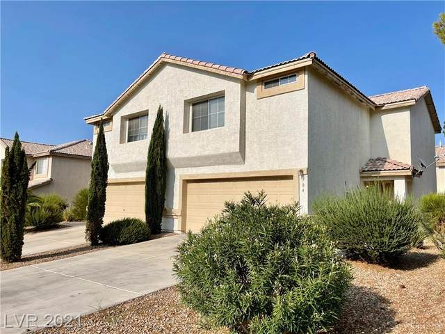 784 Spotted Eagle Street, Henderson, NV 89015 (MLS #2311038) :: Signature Real Estate Group