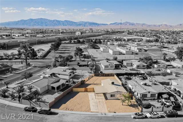 1016 Ferguson Avenue, North Las Vegas, NV 89030 (MLS #2311040) :: Custom Fit Real Estate Group
