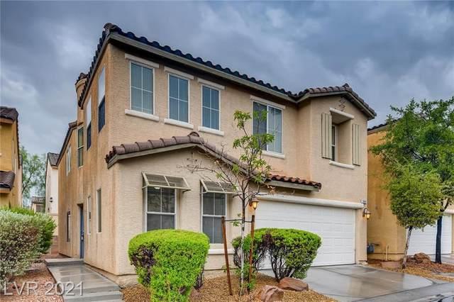 5641 Woods Crossing Street, Las Vegas, NV 89148 (MLS #2311084) :: Kypreos Team