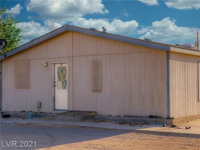 1130 Lava Avenue, Sandy Valley, NV 89019 (MLS #2311099) :: Custom Fit Real Estate Group