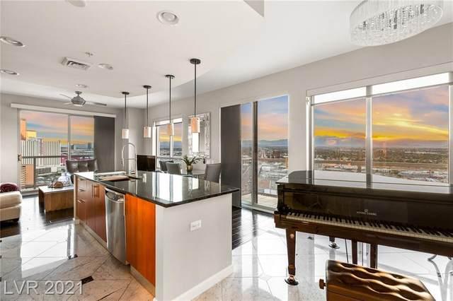 200 Sahara Avenue #2301, Las Vegas, NV 89102 (MLS #2311126) :: Lindstrom Radcliffe Group