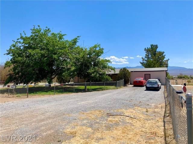 1601 N Leslie Street, Pahrump, NV 89060 (MLS #2311230) :: Alexander-Branson Team | Realty One Group