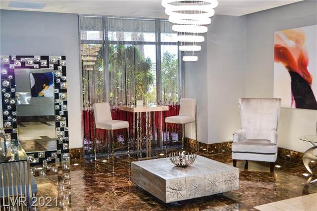 200 W Sahara Avenue #3302, Las Vegas, NV 89102 (MLS #2311235) :: Lindstrom Radcliffe Group