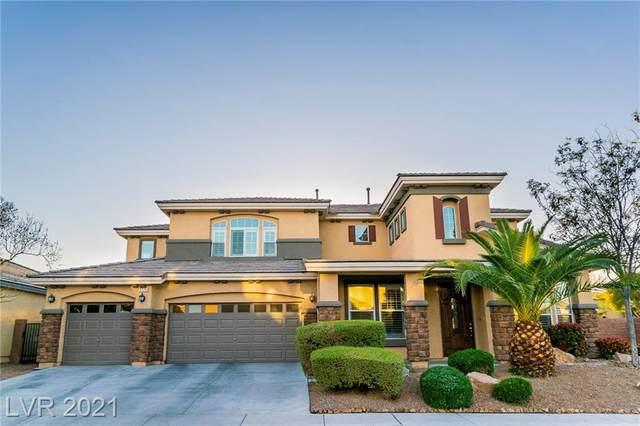 7775 Via Mazarron Street, Las Vegas, NV 89123 (MLS #2311249) :: Lindstrom Radcliffe Group