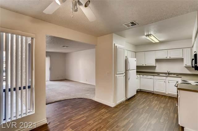 3151 Soaring Gulls Drive #1007, Las Vegas, NV 89128 (MLS #2311283) :: The Chris Binney Group   eXp Realty