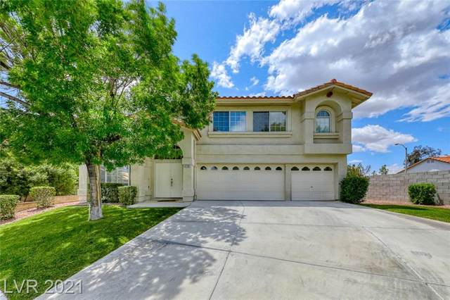 2735 Coventry Green Avenue, Henderson, NV 89074 (MLS #2311292) :: Signature Real Estate Group