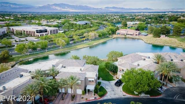 1450 San Juan Hills Drive #105, Las Vegas, NV 89134 (MLS #2311304) :: Keller Williams Realty