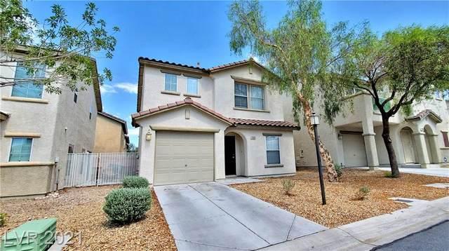 11920 Spurge Laurel Street, Las Vegas, NV 89183 (MLS #2311308) :: Lindstrom Radcliffe Group