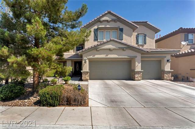 665 Kew Gardens Drive, Las Vegas, NV 89178 (MLS #2311311) :: Custom Fit Real Estate Group