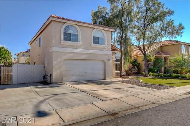 1661 Silver Knoll Avenue, Las Vegas, NV 89123 (MLS #2311363) :: Lindstrom Radcliffe Group