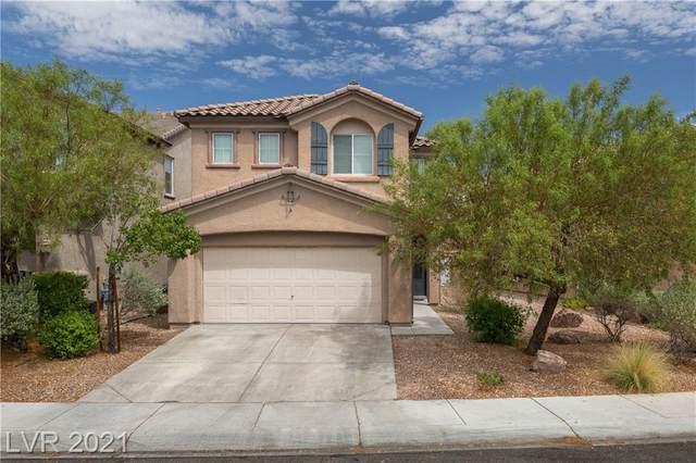 11636 Royal Derwent Avenue, Las Vegas, NV 89138 (MLS #2311389) :: The Shear Team