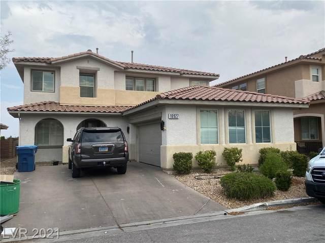 10927 Village Crest Lane, Las Vegas, NV 89135 (MLS #2311405) :: The Shear Team