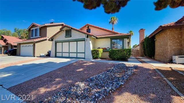 6429 Deadwood Road, Las Vegas, NV 89108 (MLS #2311413) :: Custom Fit Real Estate Group