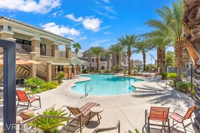 8777 W Maule Avenue #3092, Las Vegas, NV 89148 (MLS #2311418) :: Custom Fit Real Estate Group
