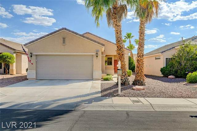 569 Eagle Perch Place, Henderson, NV 89012 (MLS #2311478) :: Custom Fit Real Estate Group