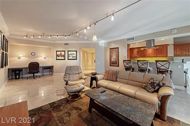 2777 Paradise Road #404, Las Vegas, NV 89109 (MLS #2311483) :: Custom Fit Real Estate Group