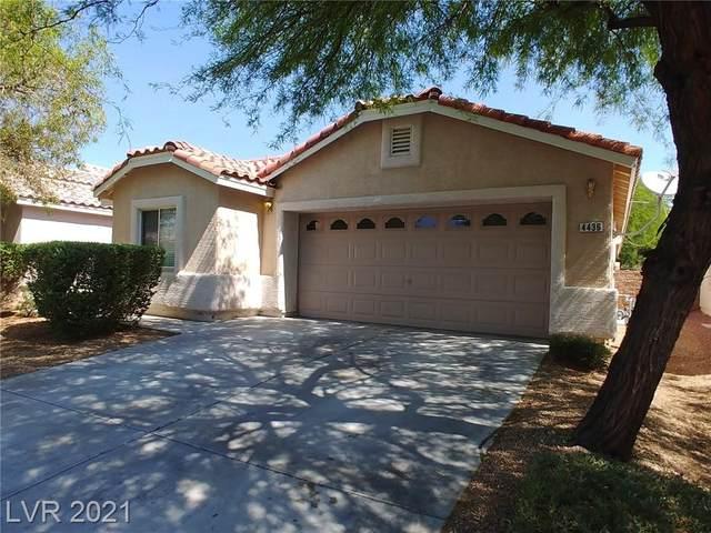4436 Meadowlark Wing Way, North Las Vegas, NV 89084 (MLS #2311529) :: Lindstrom Radcliffe Group