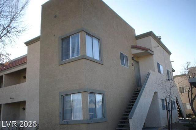 1842 N Decatur Boulevard #203, Las Vegas, NV 89108 (MLS #2311530) :: The Shear Team