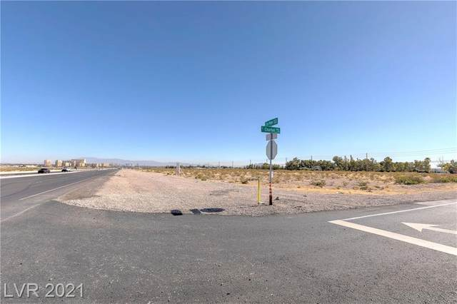Las Vegas Boulevard, Las Vegas, NV 89183 (MLS #2311535) :: Lindstrom Radcliffe Group