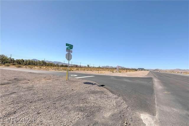 Las Vegas Blvd S Boulevard, Las Vegas, NV 89183 (MLS #2311538) :: Lindstrom Radcliffe Group