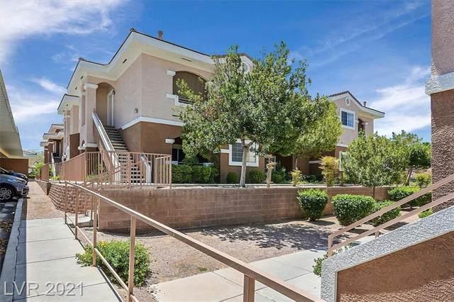 830 Carnegie Street #724, Henderson, NV 89052 (MLS #2311561) :: Custom Fit Real Estate Group