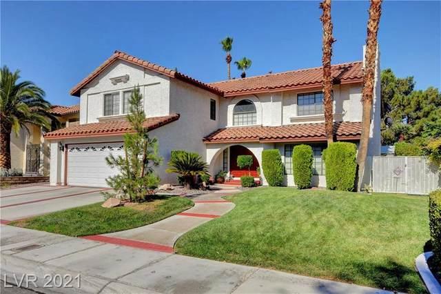 2908 Crystal Bay Drive, Las Vegas, NV 89117 (MLS #2311567) :: The Chris Binney Group | eXp Realty