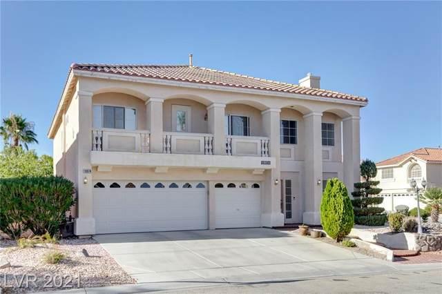 10074 Thunder Rapids Court, Las Vegas, NV 89148 (MLS #2311575) :: The Chris Binney Group | eXp Realty