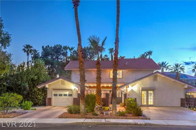 3341 Heavenly View Court, Las Vegas, NV 89117 (MLS #2311596) :: Lindstrom Radcliffe Group