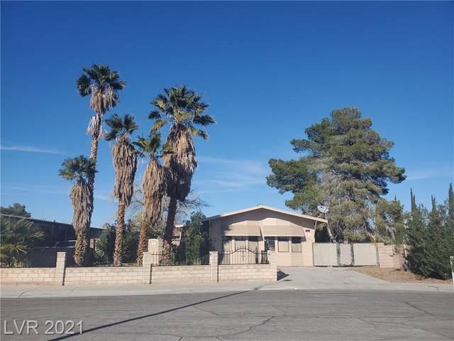 6404 Bamboo Place, Las Vegas, NV 89108 (MLS #2311601) :: The Chris Binney Group | eXp Realty