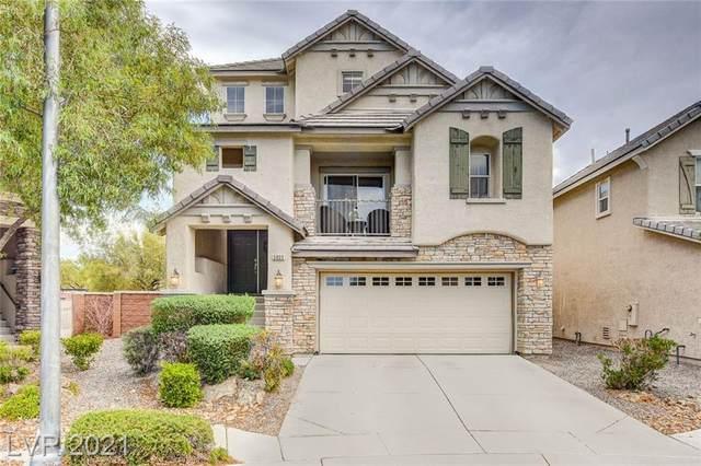 5809 Feral Garden Street, North Las Vegas, NV 89031 (MLS #2311619) :: Custom Fit Real Estate Group
